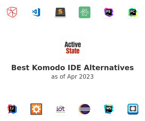 Best Komodo IDE Alternatives