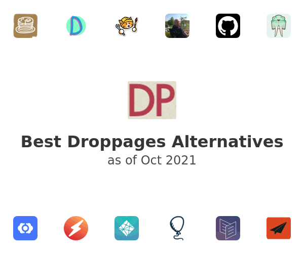 Best Droppages Alternatives