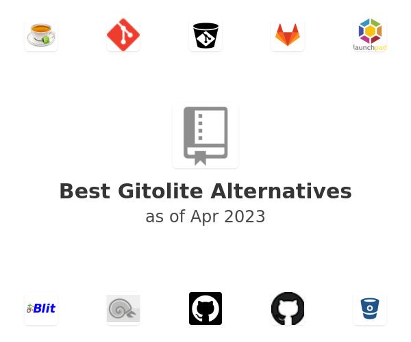 Best Gitolite Alternatives