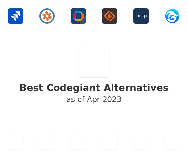 Best Codegiant Alternatives