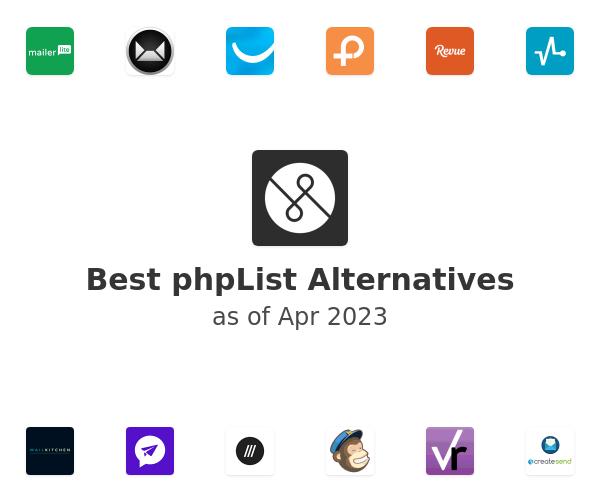 Best phpList Alternatives