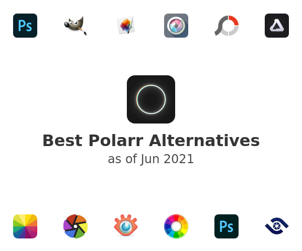 Best Polarr Alternatives