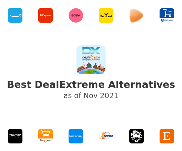 Best DealExtreme Alternatives