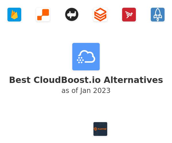 Best CloudBoost.io Alternatives