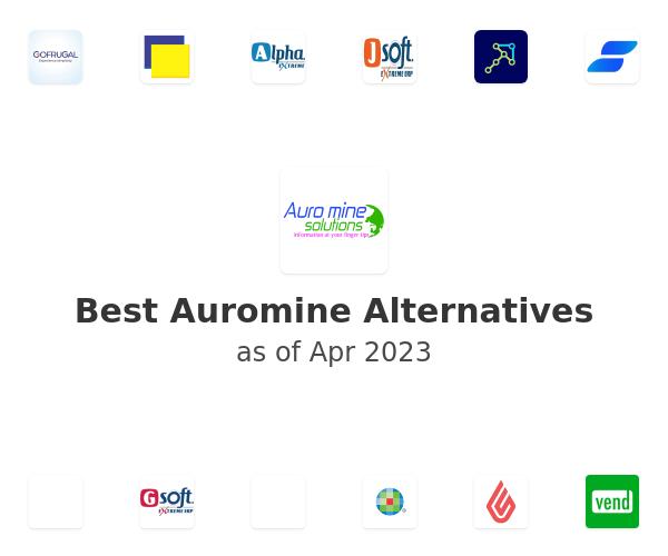 Best Auromine Alternatives