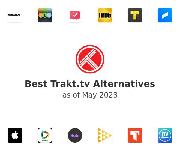 Best Trakt.tv Alternatives