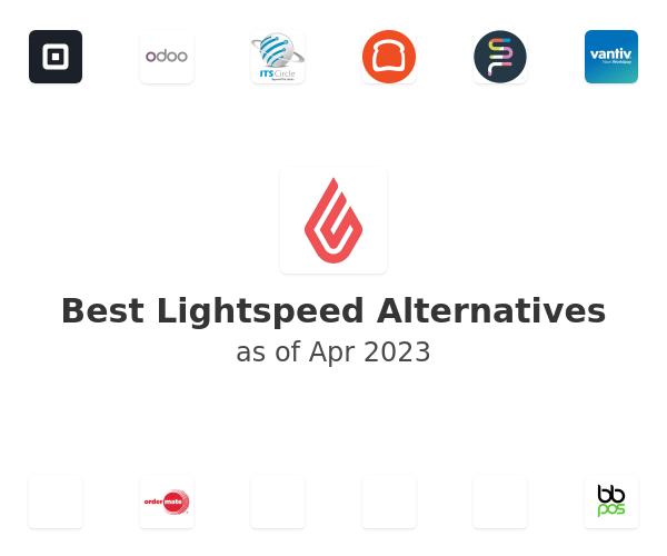 Best Lightspeed POS Alternatives