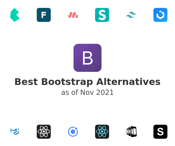 Best Bootstrap Alternatives
