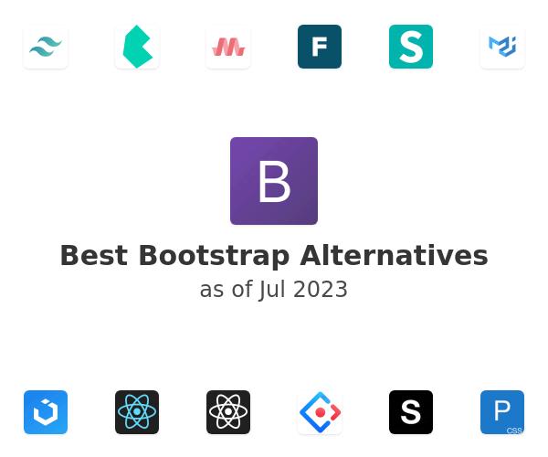 Best Bootstrap Alternatives