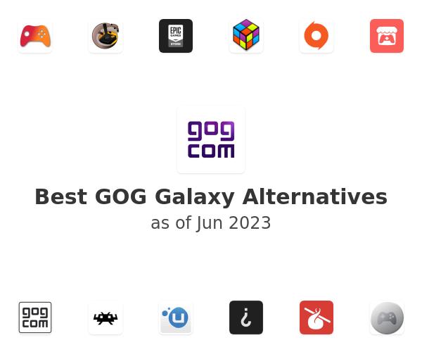 Best GOG Galaxy Alternatives