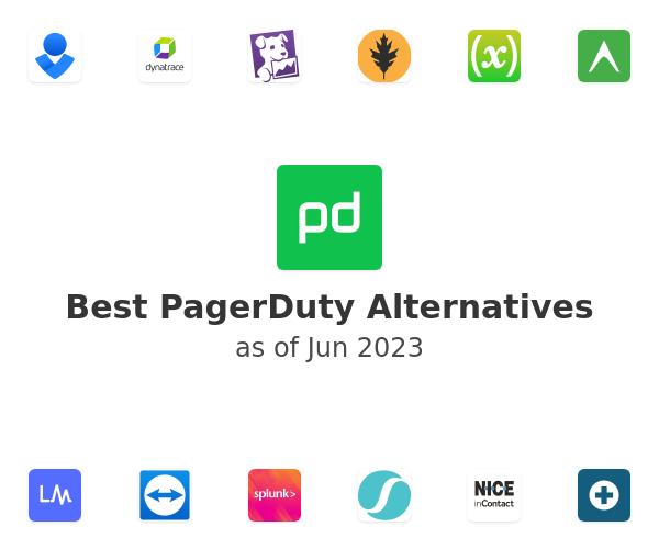 Best PagerDuty Alternatives