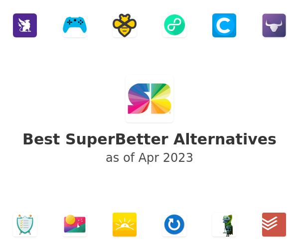Best SuperBetter Alternatives