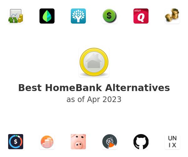 Best HomeBank Alternatives