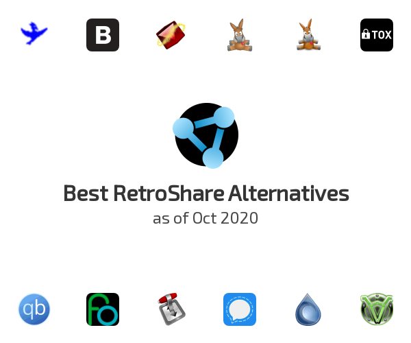 Best RetroShare Alternatives