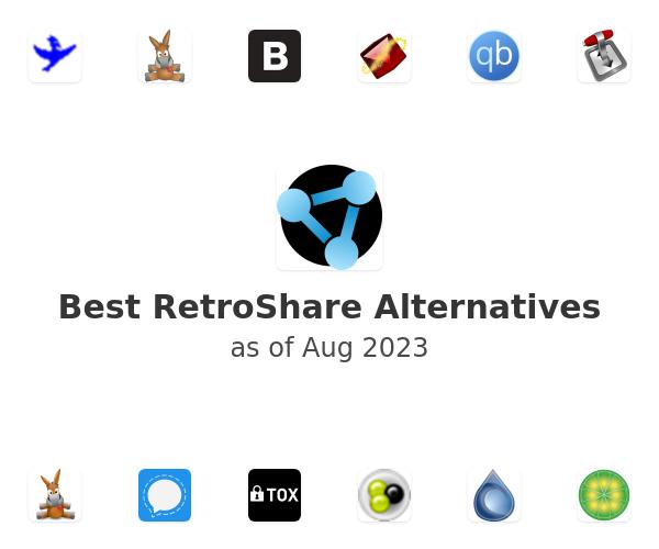 Best RetroShare Alternatives