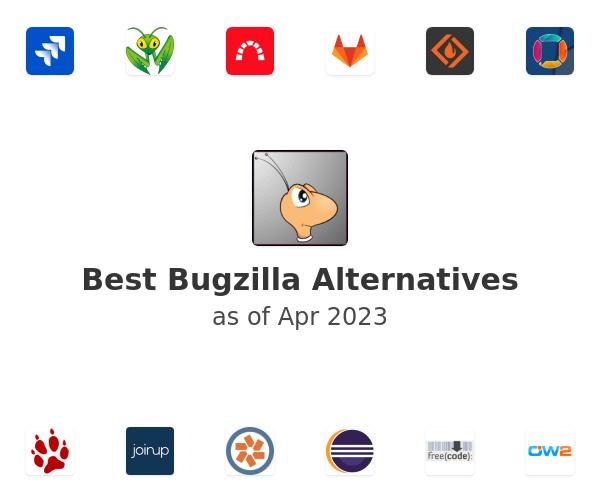 Best Bugzilla Alternatives