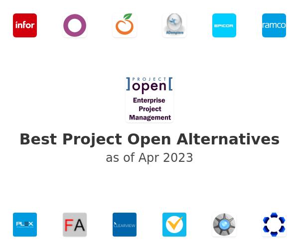 Best Project Open Alternatives