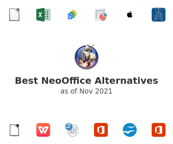 Best NeoOffice Alternatives