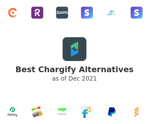 Best Chargify Alternatives