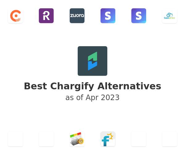 Best Chargify Alternatives