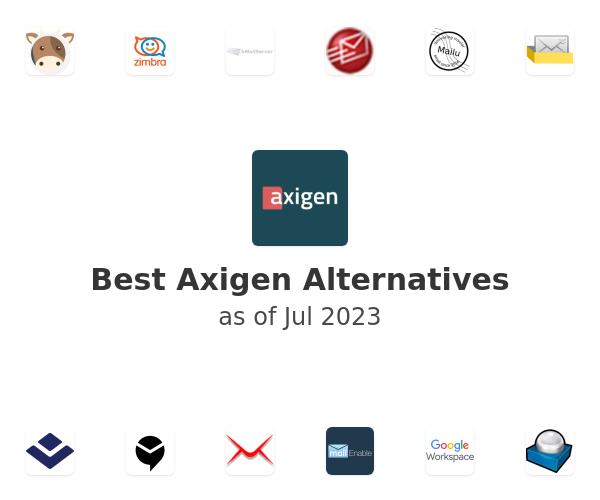 Best Axigen Alternatives