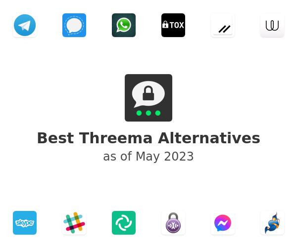 Best Threema Alternatives
