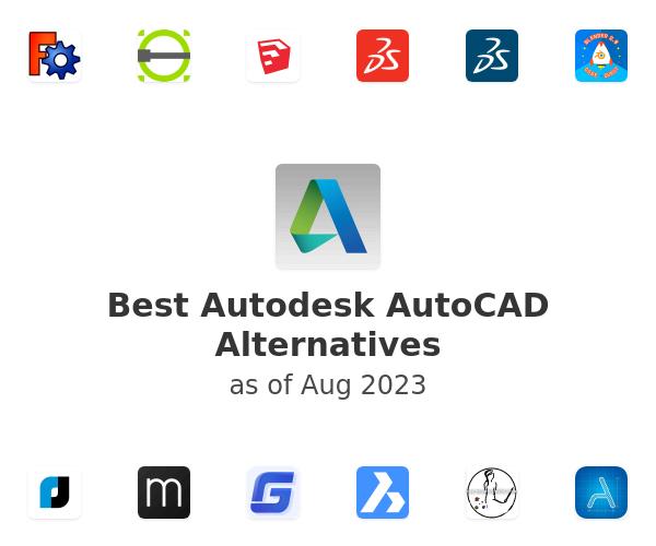 Best Autodesk AutoCAD Alternatives