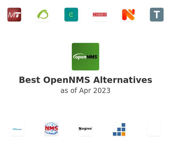 Best OpenNMS Alternatives