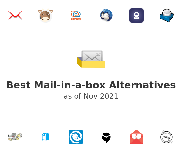 Best Mail-in-a-box Alternatives