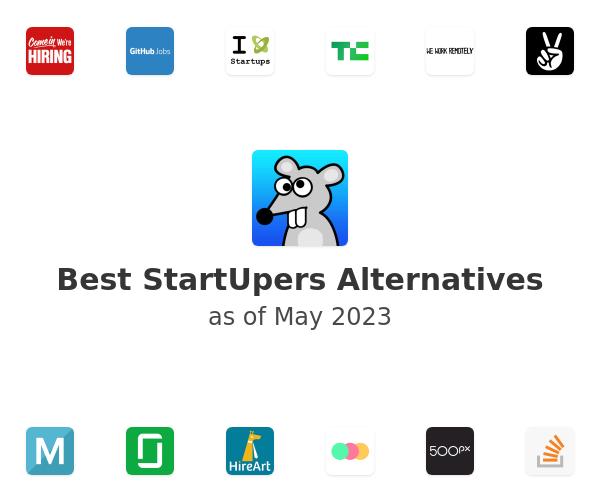 Best StartUpers Alternatives