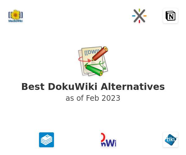 Best DokuWiki Alternatives