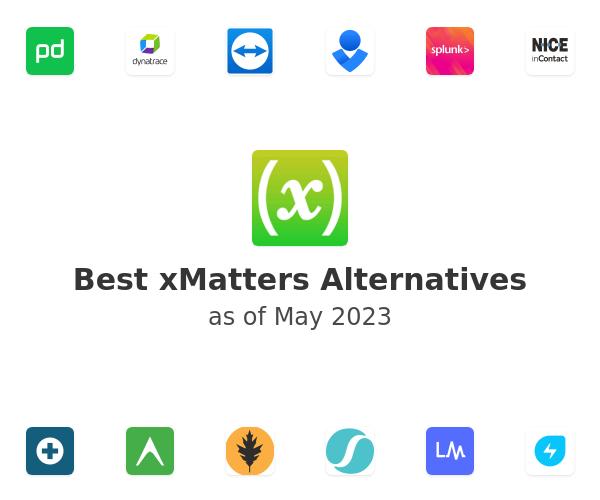 Best xMatters Alternatives