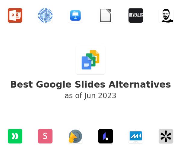 Best Google Drive - Slides Alternatives