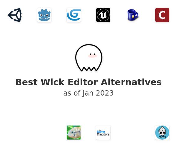Best Wick Editor Alternatives