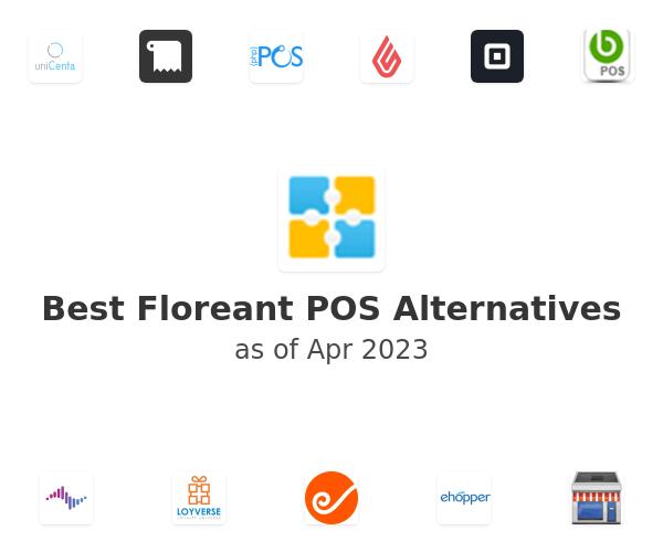 Best Floreant POS Alternatives