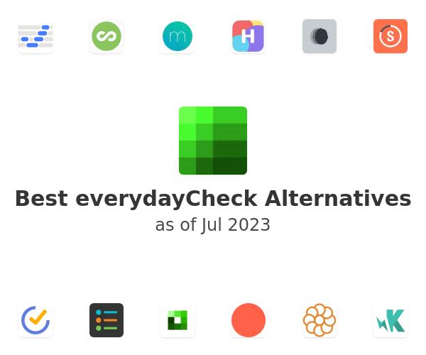 Best everydayCheck Alternatives