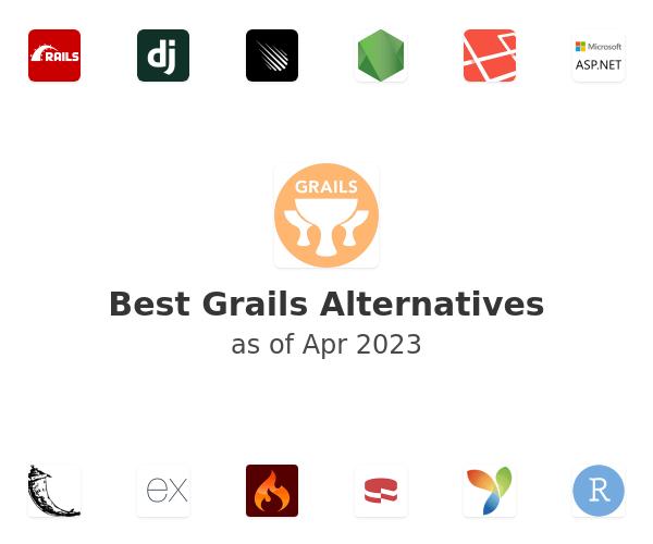 Best Grails Alternatives