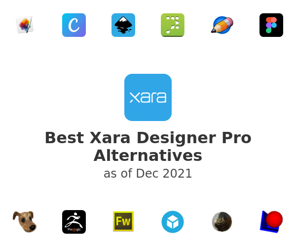 Best Xara Designer Pro Alternatives