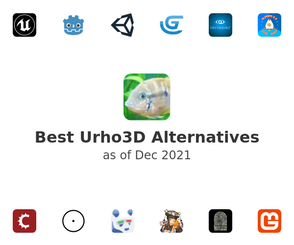 Best Urho3D Alternatives
