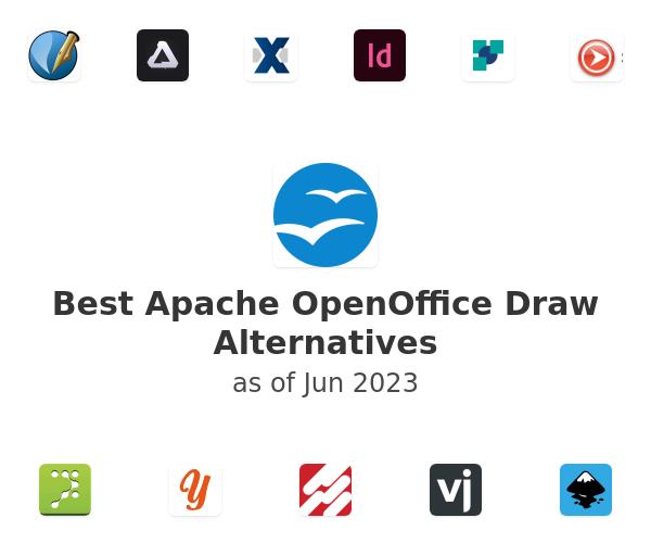 Best Apache OpenOffice Draw Alternatives