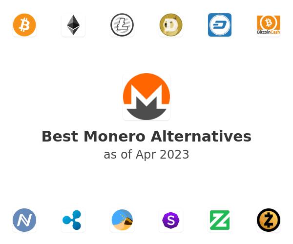 Best Monero Alternatives