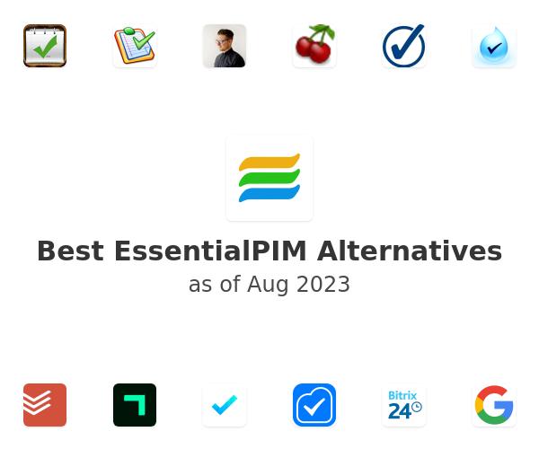 Best EssentialPIM Alternatives