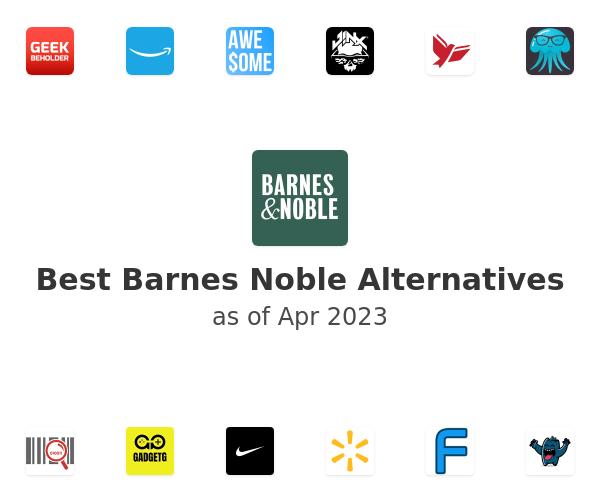 Best Barnes  Noble Alternatives