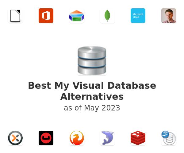 Best My Visual Database Alternatives
