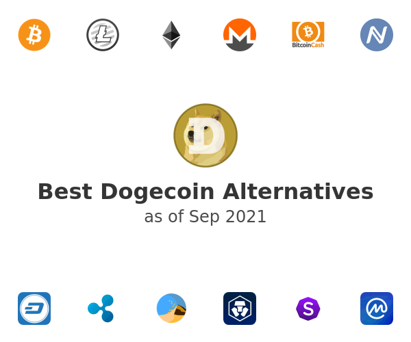 Best Dogecoin Alternatives