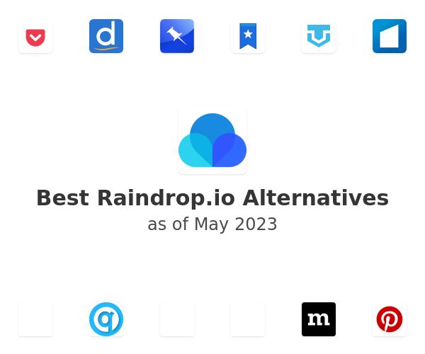 Best Raindrop.io Alternatives