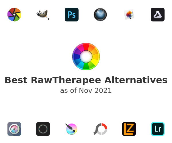 Best RawTherapee Alternatives