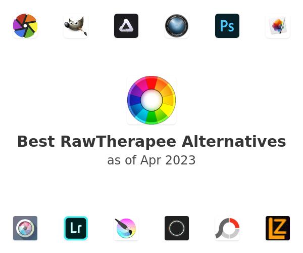 Best RawTherapee Alternatives