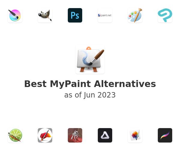 Best MyPaint Alternatives