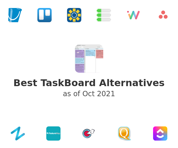 Best TaskBoard Alternatives